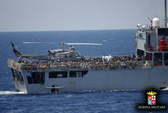 268 người tị nạn Syria bị bỏ mặc chết chìm ở Ý