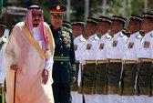 Vua Ả Rập Saudi mang 459 tấn hành lý đến Đông Nam Á