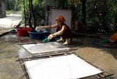 Độc đáo giấy dó Phong Phú