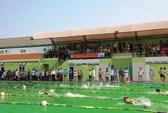 Tưng bừng giải bơi lội Công đoàn Giáo dục Khánh Hòa