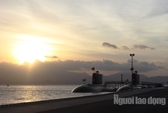 Một ngày với lính tàu ngầm