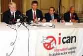 Nobel Hòa bình vinh danh chiến dịch chống vũ khí hạt nhân