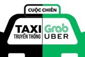 """Taxi truyền thống """"tố"""" Uber, Grab phá giá thị trường, các bộ nói gì?"""