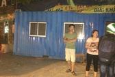 Lời khai của nhóm người chở container chặn nhà dân