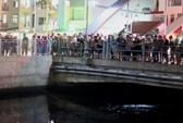 Nam thanh niên nhảy kênh Tân Hóa - Lò Gốm chết đuối