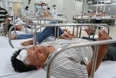 Xe khách Ninh Thuận gặp nạn ở Đồng Nai