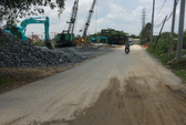 TP HCM: Đình chỉ 30 DN thi công giao thông