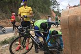 Đứt sên giữa đèo, Loic mất Áo vàng Giải xe đạp VTV