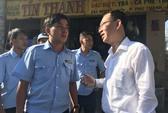 Phó Chủ tịch quận Tân Phú: