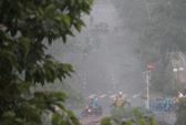 TP HCM đang mưa giông, sấm sét trên diện rộng