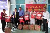 Tặng 270 suất quà cho gia đình khó khăn ở Đà Nẵng