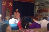 Vụ đá bay thau cá: Không cho báo chí dự buổi xin lỗi