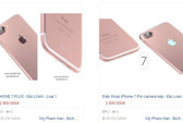 Cận Tết, iPhone 7 hàng nhái tung hoành trên kênh bán online