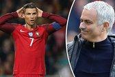 Lỡ lời, Mourinho phải xin lỗi Ronaldo