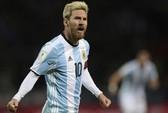 Lăng mạ trọng tài, Messi bị treo giò 4 trận