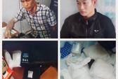 Bắt trùm ma túy ở Sài Gòn, thu giữ 4,3 kg ma túy đá