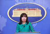 Bộ Ngoại giao có nữ phát ngôn viên mới thay ông Lê Hải Bình
