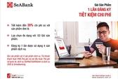 SeABank ra mắt gói sản phẩm tiện ích cho khách hàng