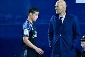 James Rodriguez bị phát hiện chửi Zidane, đòi sang M.U