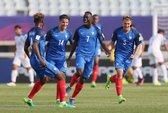 U20 Pháp đè bẹp Honduras, cảnh báo U20 Việt Nam