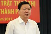 Cảnh cáo, thôi chức ủy viên Bộ Chính trị đối với ông Đinh La Thăng