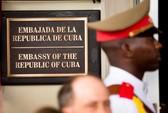 Mỹ trục xuất 2 nhà ngoại giao Cuba