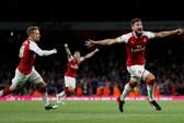 Rượt đuổi tỉ số, Arsenal thắng trận khai mạc Ngoại hạng Anh