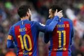 Thắng đậm Bilbao, Barcelona lập kỷ lục của mùa giải châu Âu