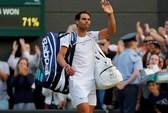 Cả Wimbledon sốc với thất bại 5 ván của Nadal