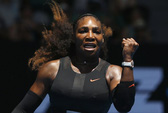 Sốc: Serena vô địch giải Úc mở rộng khi có thai 8 tuần