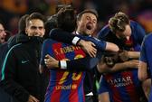 """Ngược dòng không tưởng, Barcelona hạ """"nốc ao"""" PSG"""