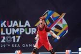 SEA Games ngày 28-8: Trịnh Văn Vinh giành HCV cử tạ, phá kỷ lục