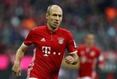 Robben chỉ trích các ngôi sao sang Trung Quốc vì