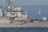 Tàu chiến Mỹ có lỗi trong vụ va chạm tàu hàng Philippines?