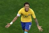 Neymar đá hỏng 11 m, Brazil vẫn đè bẹp Paraguay