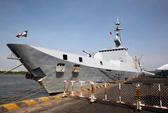 Pháp đưa tàu chiến tàng hình đến Việt Nam