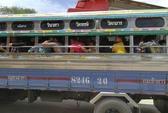 Thái Lan ngừng trấn áp lao động nhập cư trái phép