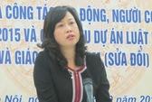Xâm hại tình dục trẻ em: Thứ trưởng Bộ LĐ-TB-XH đau xót và phẫn uất