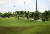Sân golf trong sân bay: Vô lý, phản cảm