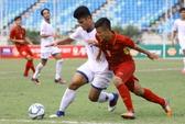 U18 Việt Nam vẫn có thể bị loại