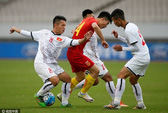 Hữu Thắng công bố danh sách U23 Việt Nam đá Malaysia