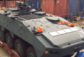 Số phận mập mờ của 9 xe bọc thép Singapore ở Hồng Kông