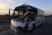 Cao tốc TP HCM - Trung Lương: tài xế chết, 5 người bị thương nặng