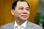 Tài sản ông Phạm Nhật Vượng tăng gần 1.300 tỉ đồng