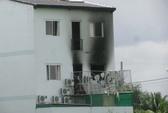 TP HCM: Một vụ nổ thiêu rụi tầng hai khách sạn