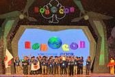 Việt Nam để hụt chức vô địch Robocon châu Á 2013