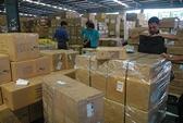 Phát hiện hàng trăm ngàn sản phẩm nhập lậu