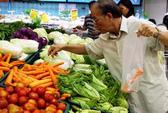Giá tiêu dùng tháng 9 tăng mạnh