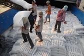 Ồ ạt xuất khẩu gạo tiểu ngạch