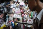 Mỹ phẩm Trung Quốc đầy chợ